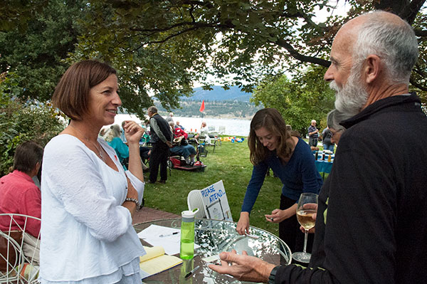 Frahcas annual BBQ and AGM held in Kelowna each September